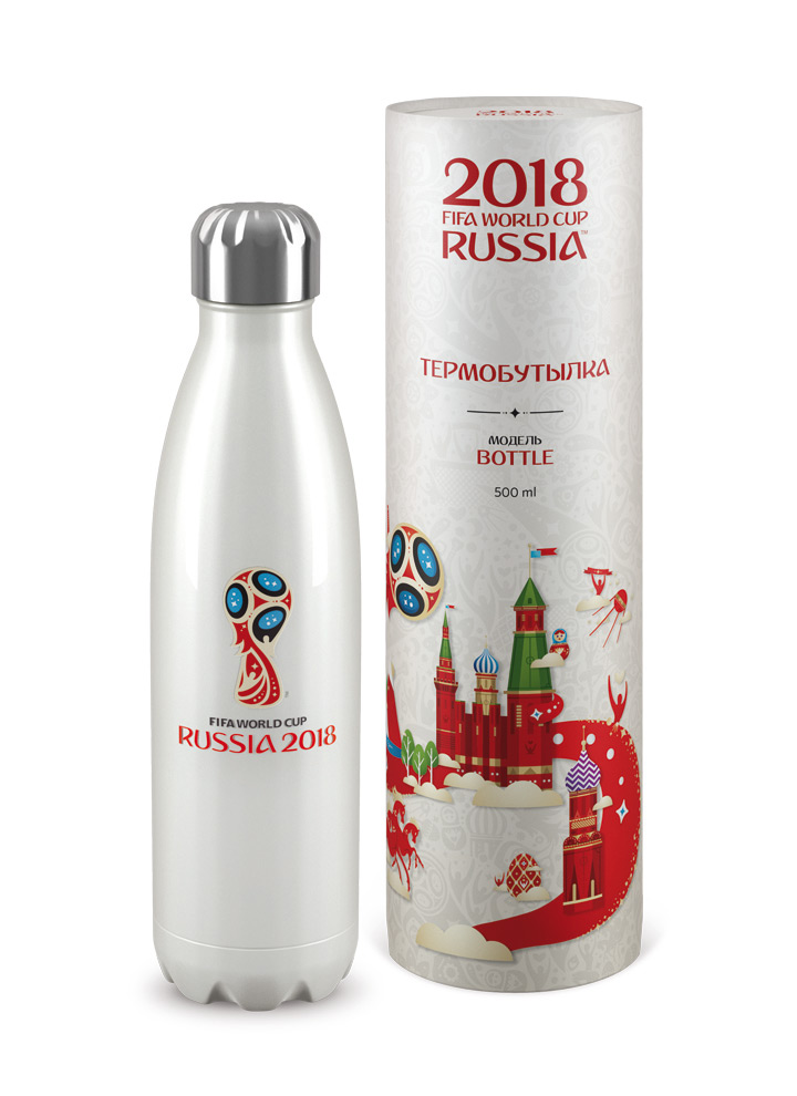 Термобутылка BOTTLE PEARL (500ml)
