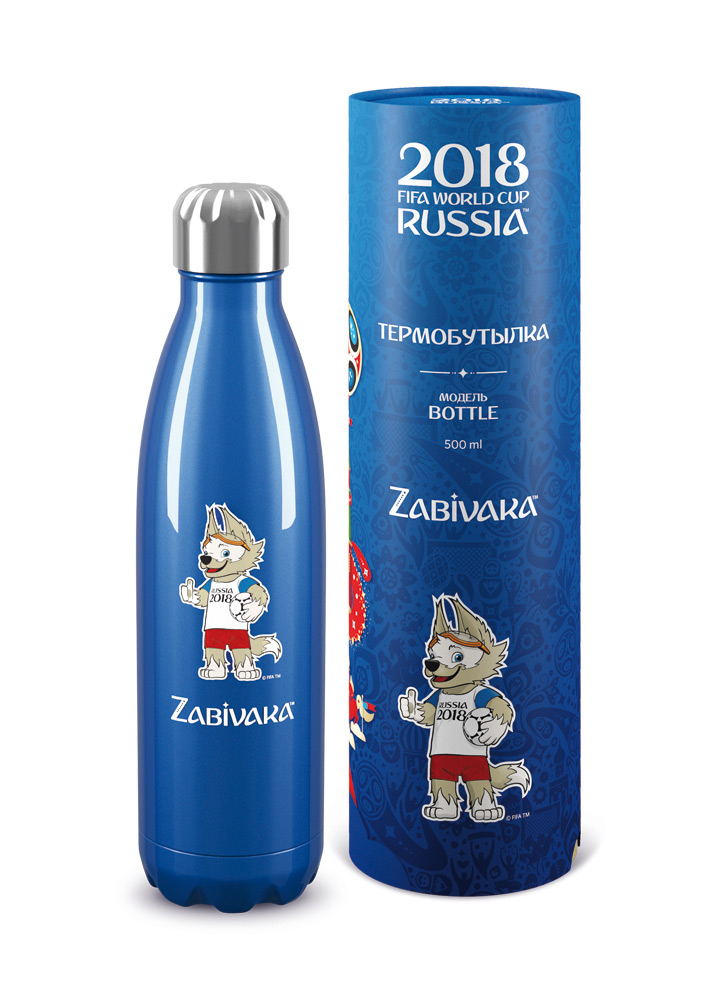Термобутылка BOTTLE ZABIVAKA (500ml)